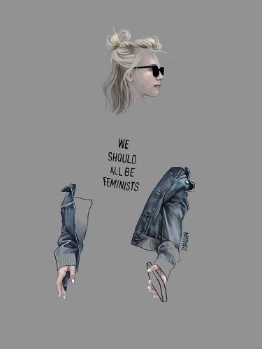 Agata Wierzbicka - Street Fashion - Dior