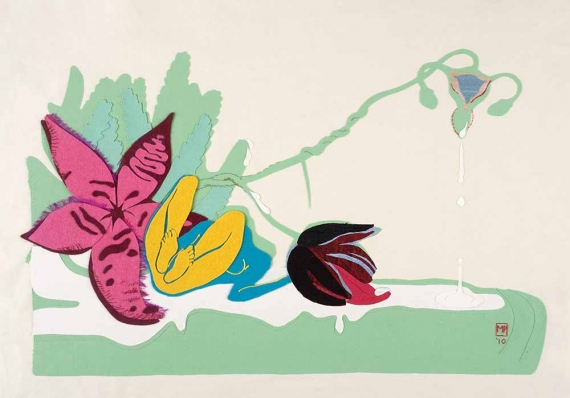 Marta Pieczonko - Garden