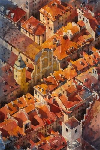 Tytus Brzozowski - Old Town_02