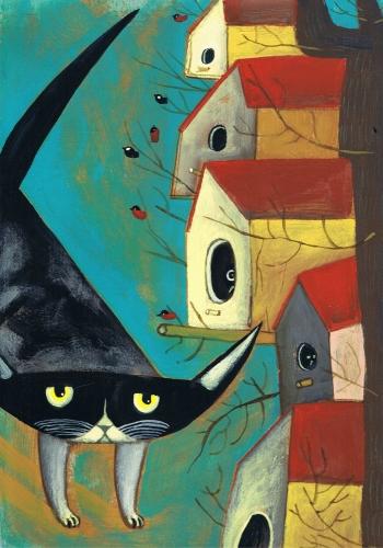 Jacek Frąckiewicz - Cat 6
