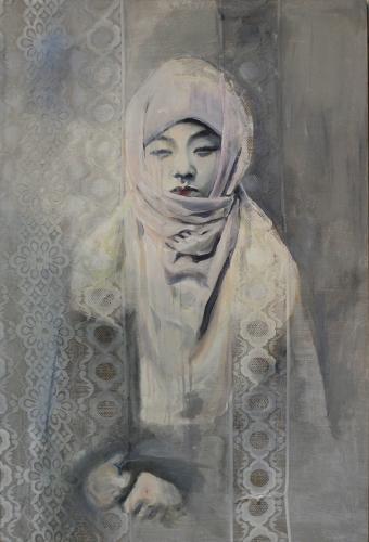 Wiola Stankiewicz - Self- portrait 1