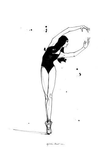 Agnieszka Nawrat - Baletnica 9