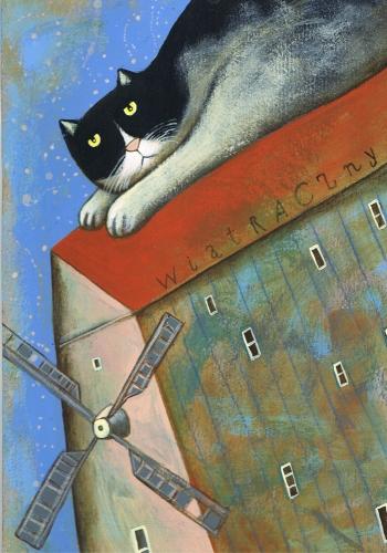 Jacek Frąckiewicz - Cat 5