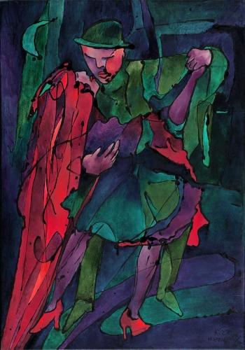 MARGALIT Małgorzata Krasucka - Tango 3