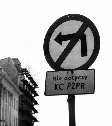 Zenon Żyburtowicz - Nicht anwendbar KC PZPR