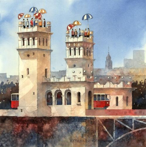 Tytus Brzozowski - Wieżyce