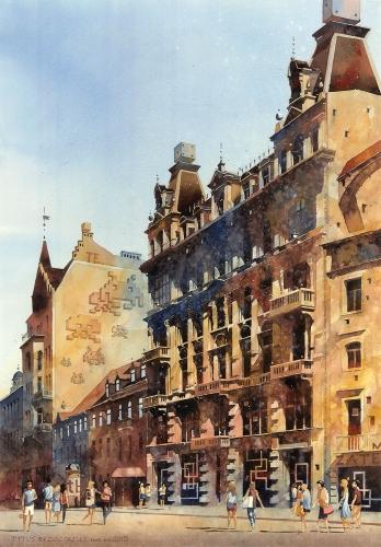 Tytus Brzozowski - Oranowski House