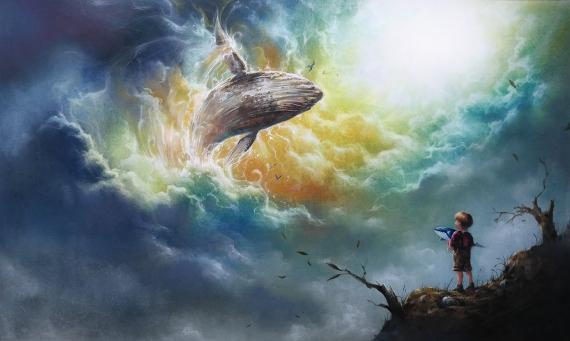 zazac namoo - Whale 1