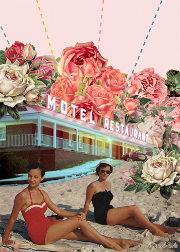 Julia Borzucka - Blooming motel