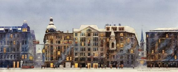 Tytus Brzozowski - Winter 1/4