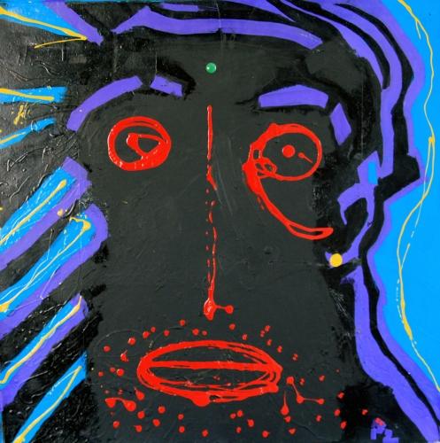 Paweł Zakrzewski - Night portrait