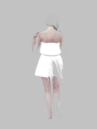 Agata Wierzbicka - Seaside II, part 1