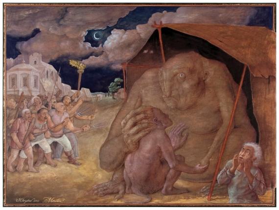 Sławomir Chrystow - Monsters