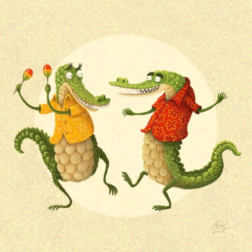Marcin Minor - Crocodiles