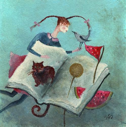 Anna Wojciechowska-Paprocka - Book of adventures