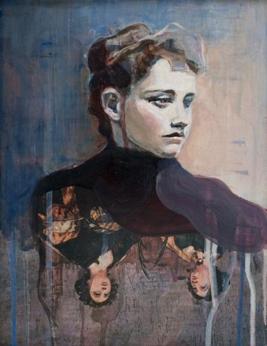 Wiola Stankiewicz - Self- portrait 4
