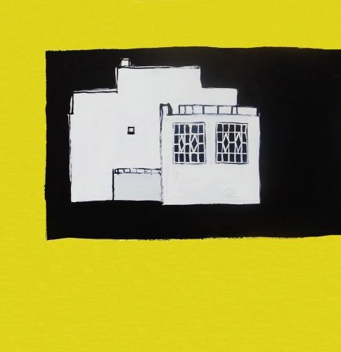 Joanna Mrozowska - Dom z tarasem