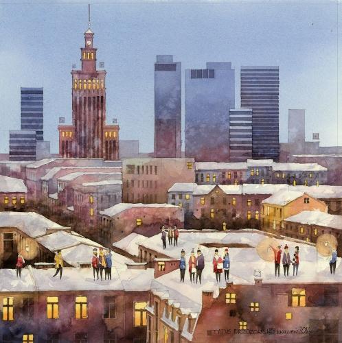 Tytus Brzozowski - Chmielna