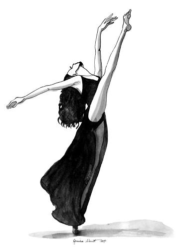 Agnieszka Nawrat - Ballerina II