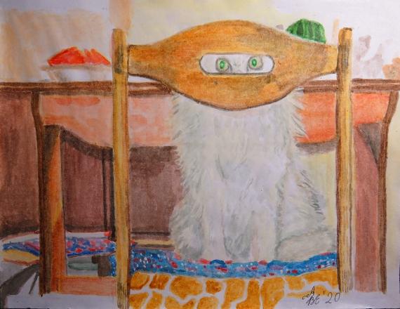 Alexey Esaulenko - Bliższe spojrzenie