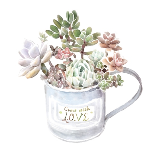 Chintami Ricci - Grow With Love