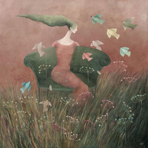 Anna Wojciechowska-Paprocka - Embrace the world