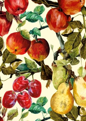 Kasia Łubińska - Owoce