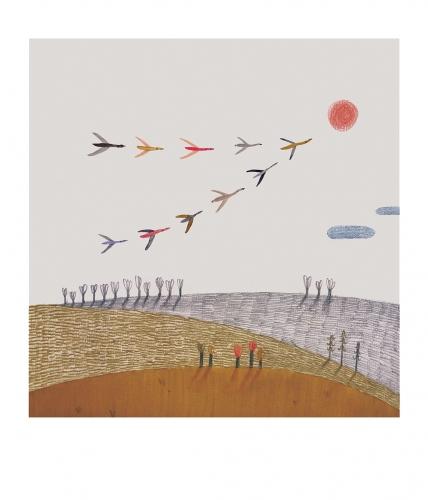 Maria Dek - Birds2