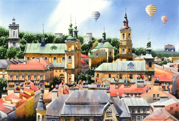 Tytus Brzozowski - Przemysl