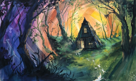 zazac namoo - Deep forest #2