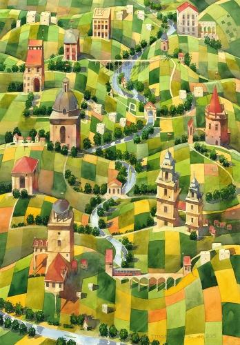 Tytus Brzozowski - Hills