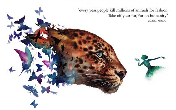 zazac namoo - Leopard