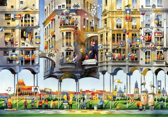 Tytus Brzozowski - Miastonauci strona 6