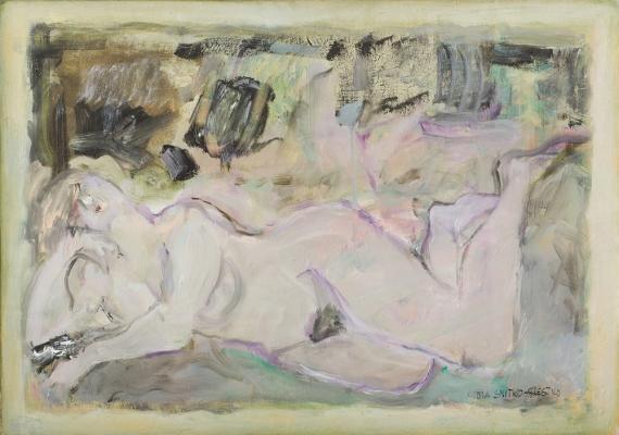 Lidia Snitko-Pleszko - Nackte rosa