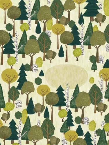 Melanie Gandyra - Wald