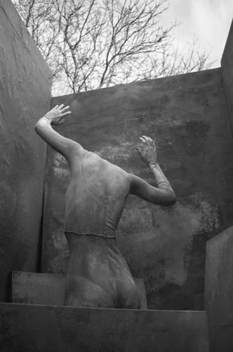 Monika Ekiert Jezusek - Mauern 5