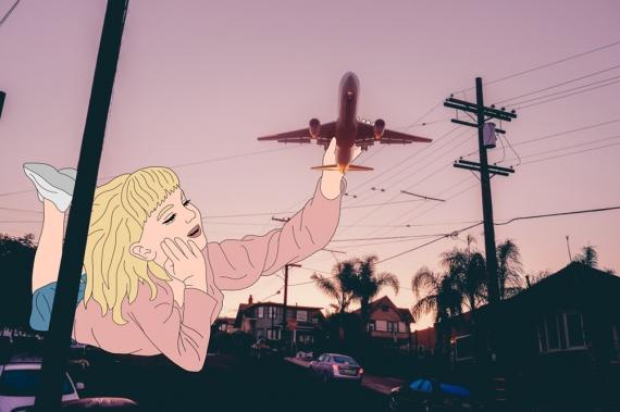Julia Borzucka - Samolot