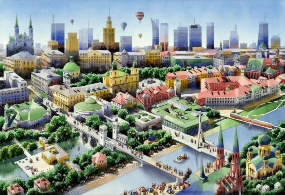 Tytus Brzozowski - Touristic Warsaw