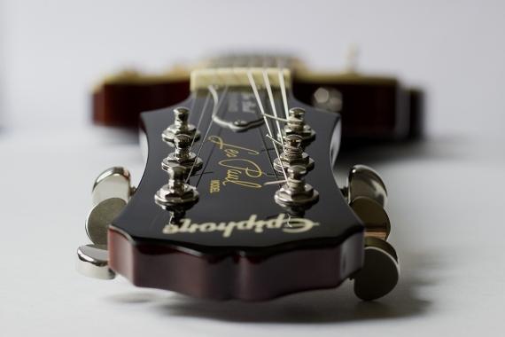 Patrycja Warzeszka - Gitarre