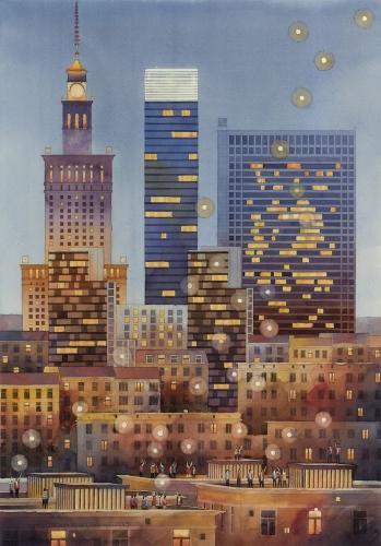Tytus Brzozowski - Lanterns