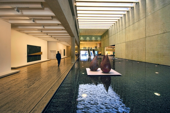 Wojtek Gurak - Queensland Art Gallery designed by Robin Gibson