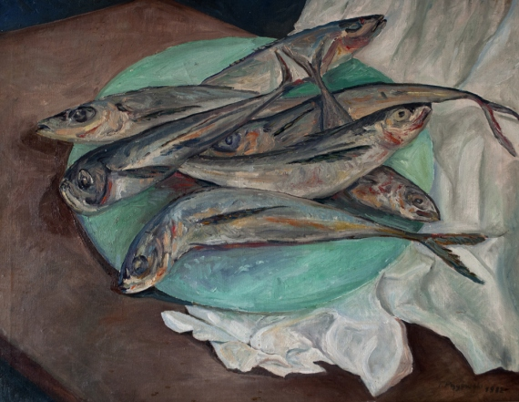 Zbigniew Pągowski - Fish