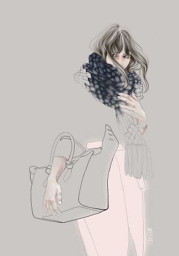 Agata Wierzbicka - Street fashion 5
