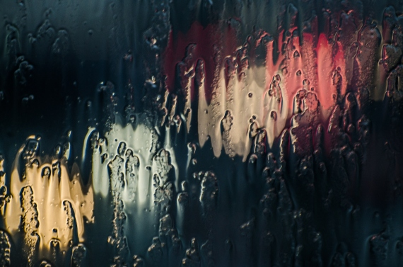 Małgorzata Marczuk - Walking in the rain