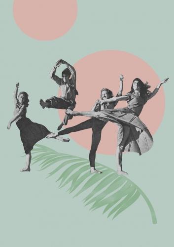Barbara Gibson - DANCING