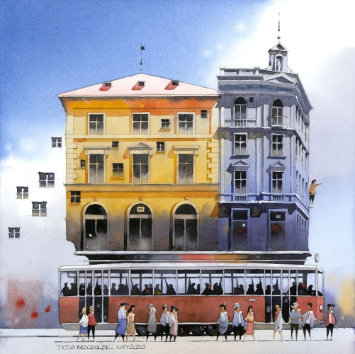 Tytus Brzozowski - Fast houses