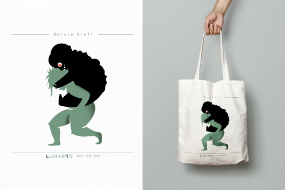 Dorota  Kraft  - Cotton bag
