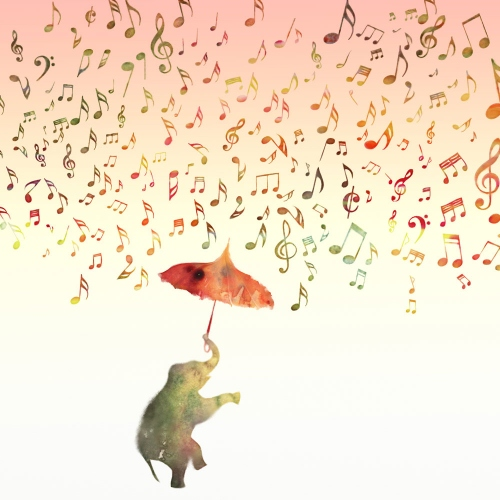 Chintami Ricci - Dancing with Musical Rain