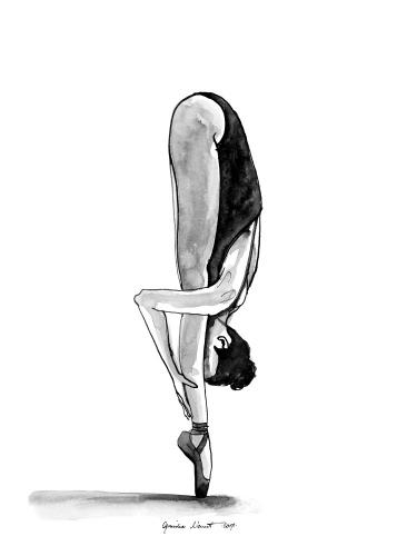 Agnieszka Nawrat - Ballerina III