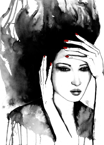 Agnieszka Nawrat - Hair like fire